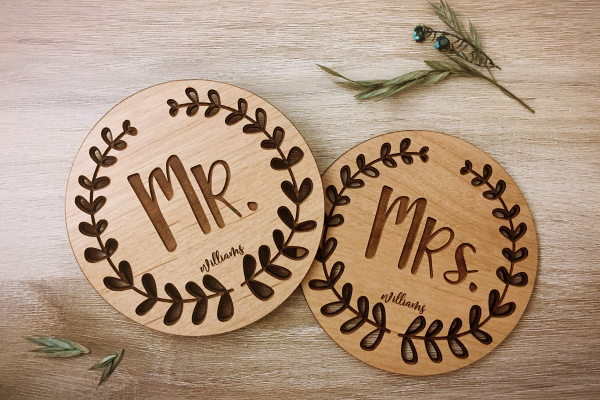 Mr. & Mrs. Coasters