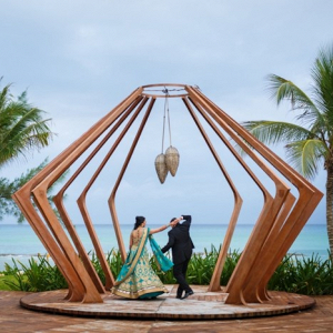 Playa del Carmen Indian wedding