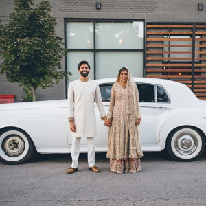 Modern Pakistani wedding