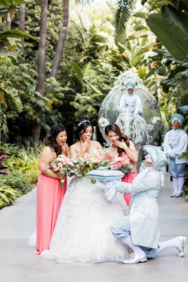 Disney wedding