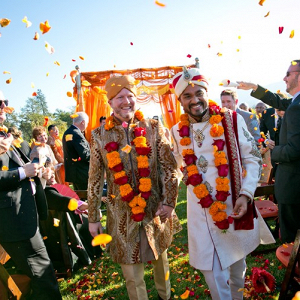 Same-Sex Indian Wedding