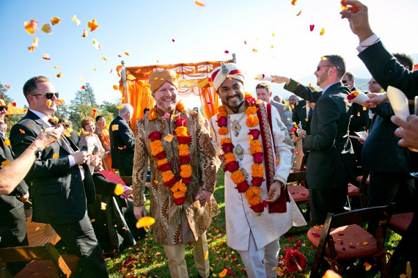 Same-Sex Indian Wedding