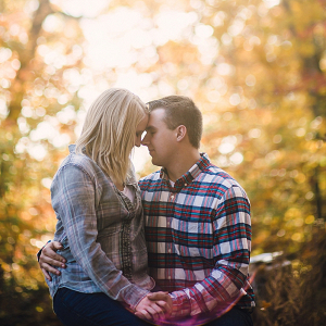 Fall Engagement Session in Tennessee