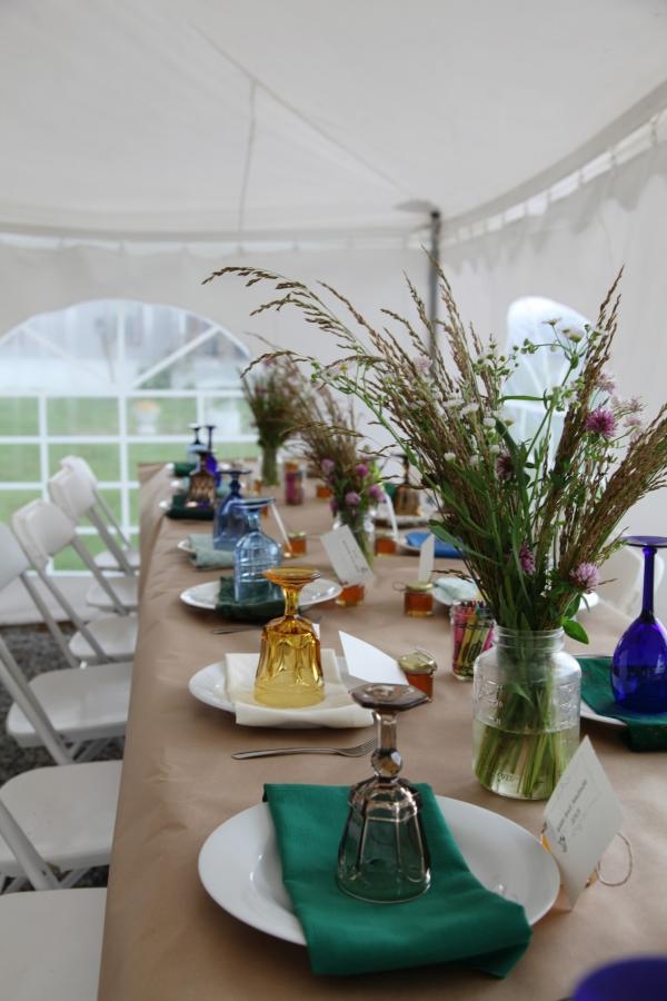 Budget Friendly Barn Wedding in Missouri | Photo by Creative Event Studio