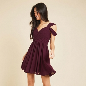 affordable bridesmaid dresses from The Budget Savvy Bride