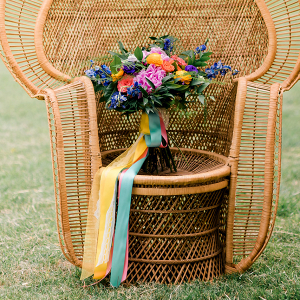 Colorful Al Fresco Wedding Inspiration