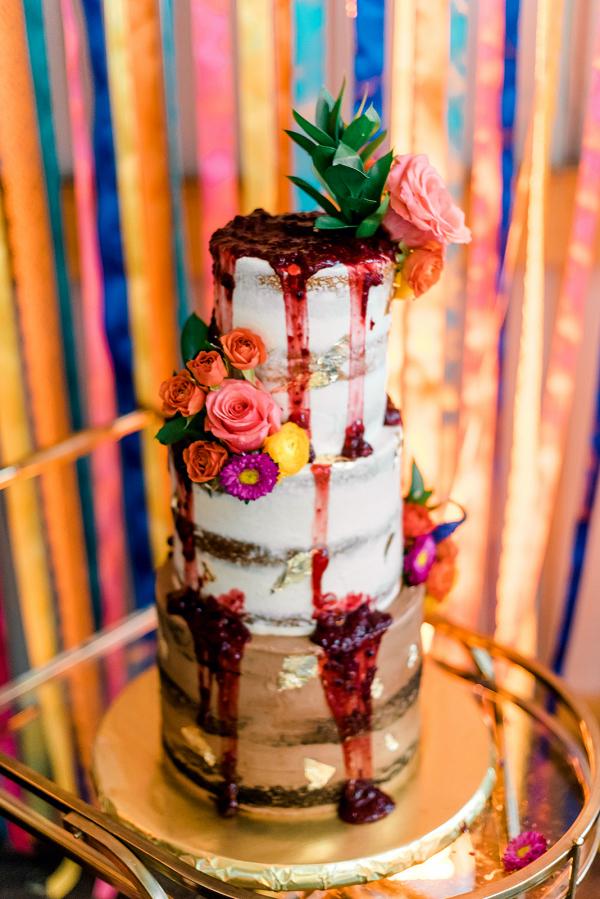 Colorful Al Fresco Wedding Inspiration