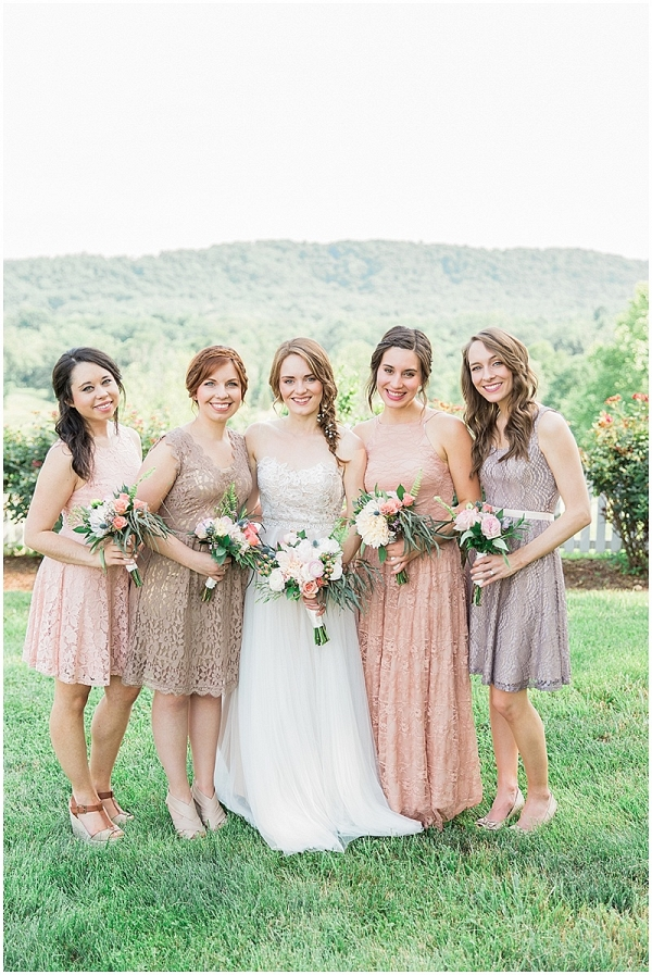 Tennessee Farm Wedding on The Budget Savvy Bride