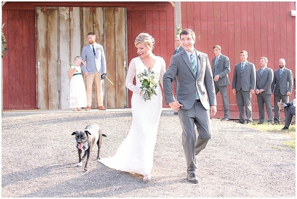 Family Farm Wedding from The Budget Savvy Bride