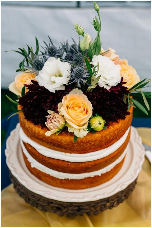 California Garden Wedding on The Budget Savvy Bride