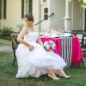 Kate Spade Inspired Wedding Shoot