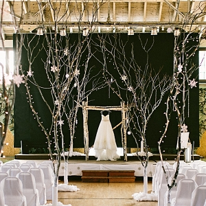 Winter Wonderland Wedding | James Stokes Photography
