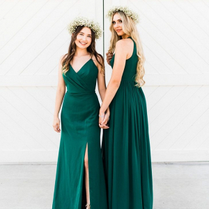 Bridesmaid dresses by Thread