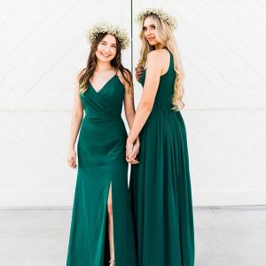 Bridesmaid dresses by Thread