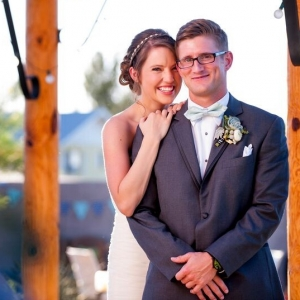 Outdoor Vintage Wedding by Drew Brashler Photography