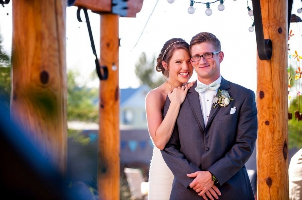 Outdoor Vintage Wedding by Drew Brashler Photography