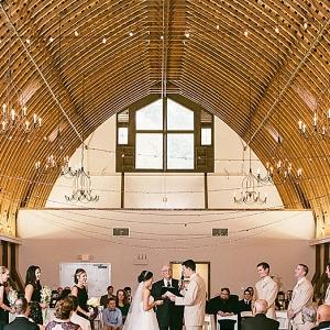 Rustic Barn Wedding on The Budget Savvy Bride