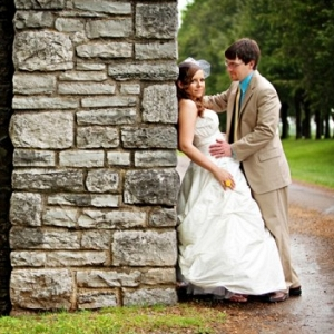The Budget Savvy Bride wedding portrait