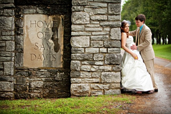 The Budget Savvy Bride wedding portrait