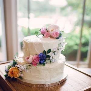 garden NC wedding on The Budget Savvy Bride