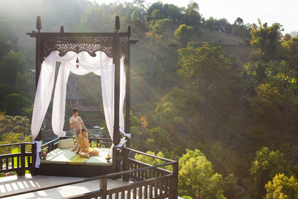 Massage at Thailand resort and spa