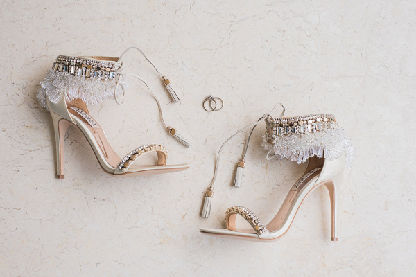Gorgeous Bridal Heels