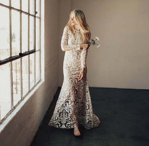 56 Boho Wedding Dresses Under $1000