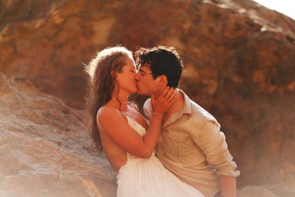 malibu+beach+wedding+point+dume