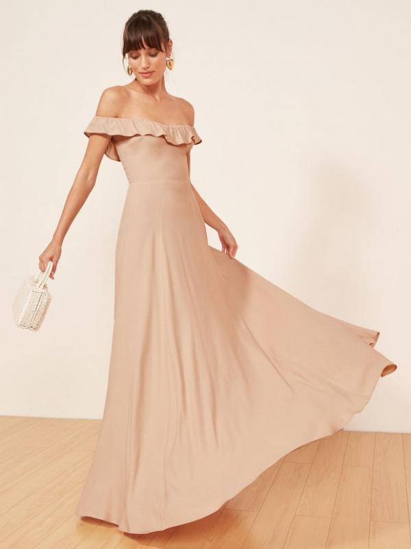 Verbena Gown