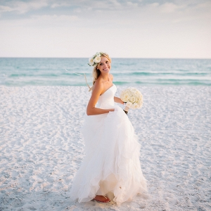 A Bohemian Wedding in Seaside Beach, Florida