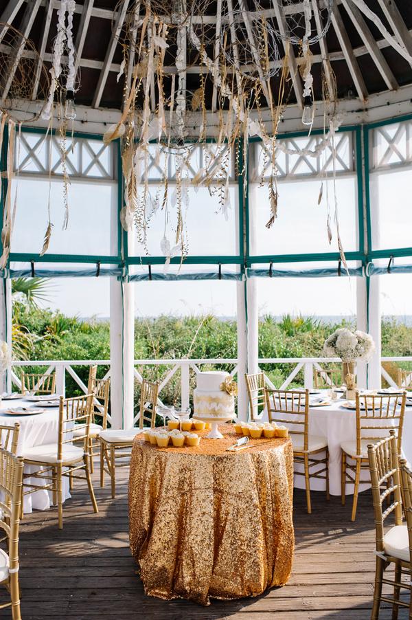 A Bohemian Wedding in Seaside Beach, Florida