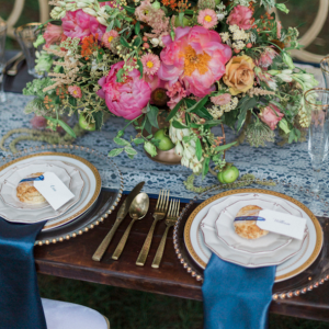 Charming Lowcountry Wedding with Glam Details