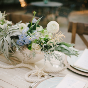 Coastal Chic Wedding Inspiration