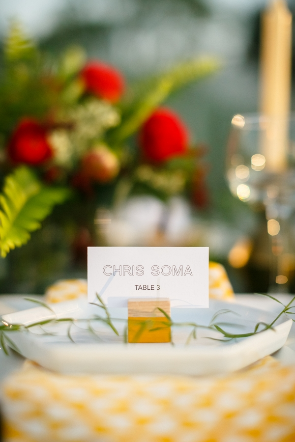A Colorful & Modern Industrial Styled Shoot