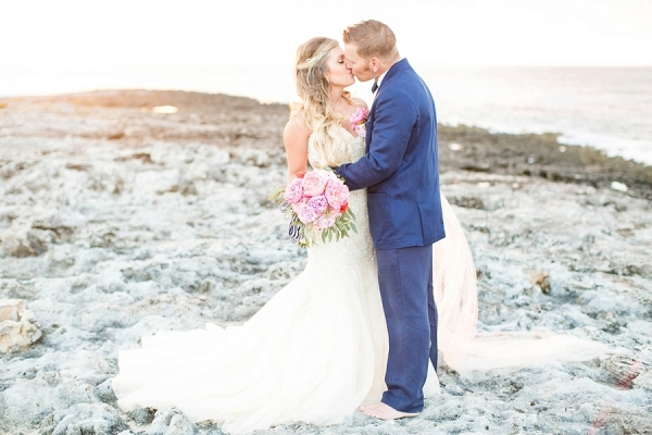 A Colorful Wedding in the Bahamas at Atlantis