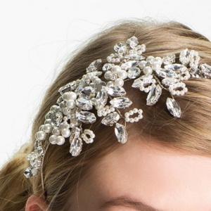 Crystal Branches Headband