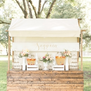 DIY Sangria Bar