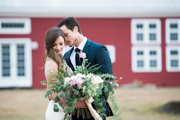 A Fairytale Farm Wedding in Vermont