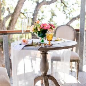 Spring tabletop design