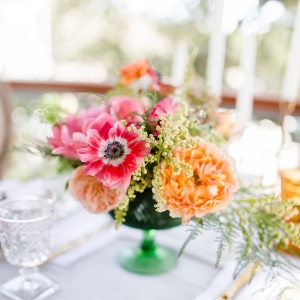 Gorgeous Spring centerpiece