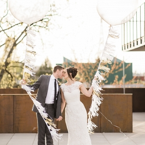 Mid-Century Modern Inspired Wedding Ideas
