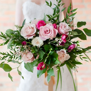 Modern Pink & Green Wedding Ideas that Pop!
