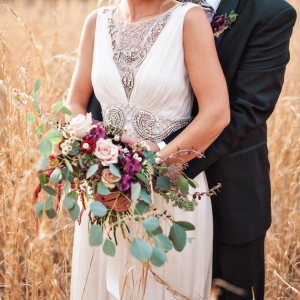 Richly Romantic Boho Wedding Ideas