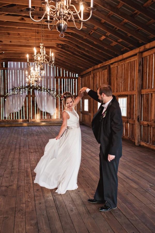 Richly Romantic Boho Wedding Ideas