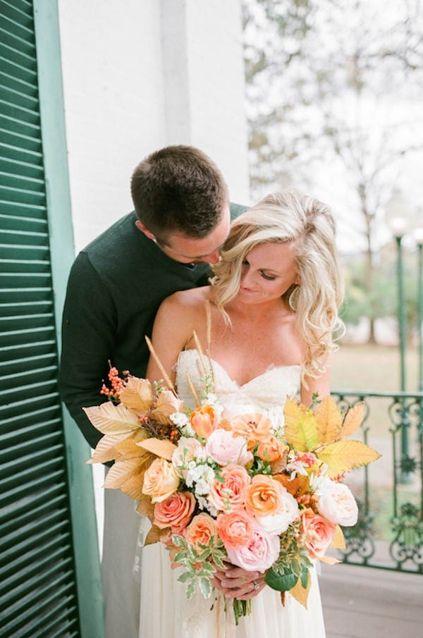 A Southern wedding with boho flare, photography by Tracy Burch Photography, Petals and Pine