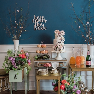 A Whimsical Wonderland Bridal Shower