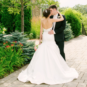 Gorgeous gown, photo by Jeannine Marie Photography