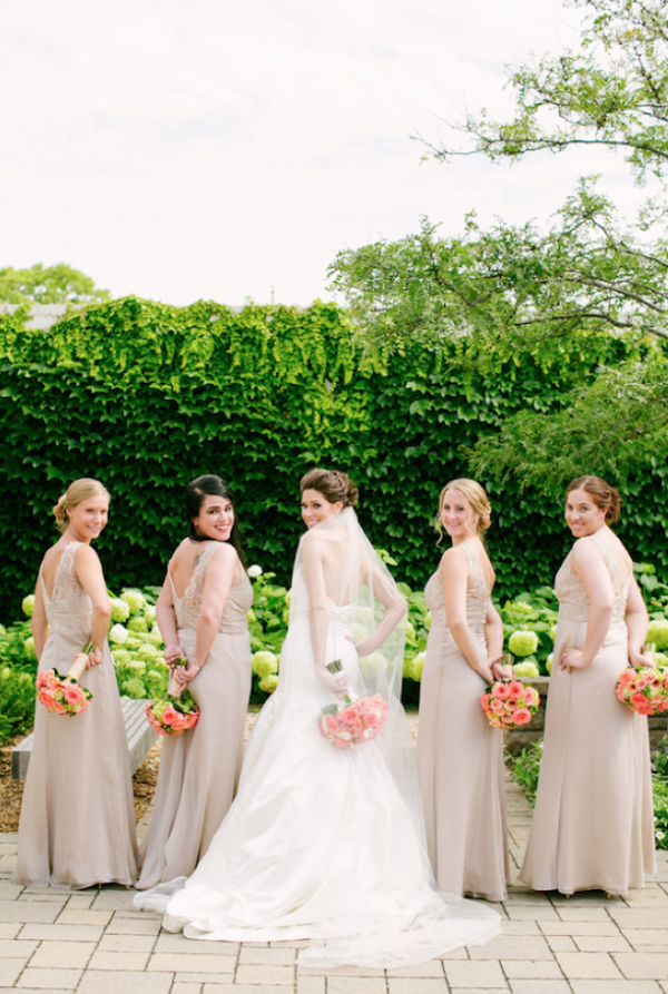 Bridesmaid dresses, photo by Jeannine Marie Photography