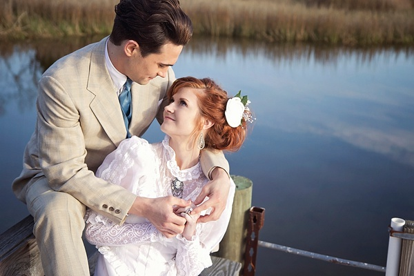 Anne of Green Gables Wedding Inspiration - Aisle Society