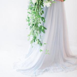 'Astrid' Chiffon Bridal Skirt